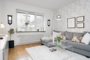 Những điều cần chú ý khi chọn giấy dán tường cho căn hộ chung cư