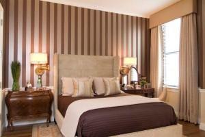 Cách chọn giấy dán tường cho khách sạn thêm sang trọng