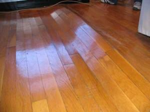 Biện pháp chống cong phồng cho sàn gỗ công nghiệp