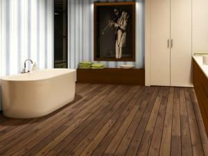 Hướng dẫn cách chọn sàn gỗ cho phòng tắm