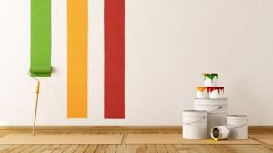 So sánh giấy dán tường và sơn tường