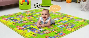 Chọn thảm trải sàn cho phòng ngủ trẻ em