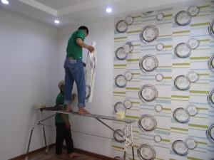 3 điều quan trọng cần nhớ khi sử dụng giấy dán tường