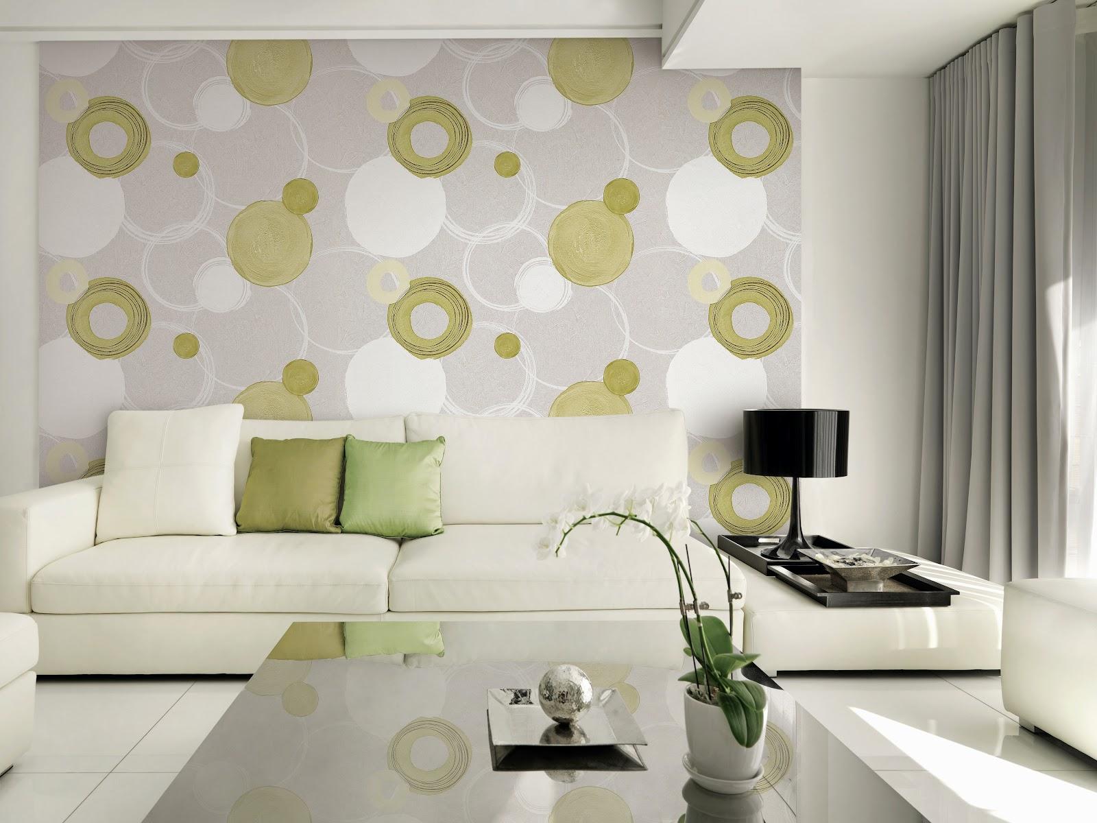 mẫu giấy dán tường phòng khách 4