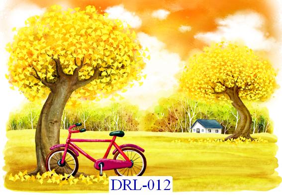 Tranh dán tường DreamLand Lãng mạn Mã DRL – 012