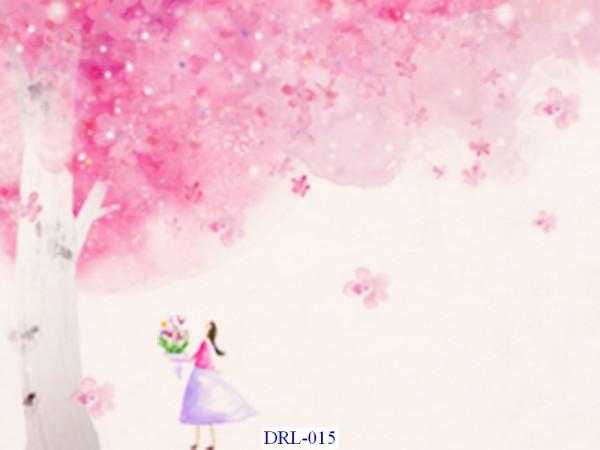 Tranh dán tường DreamLand Lãng mạn Mã DRL – 015