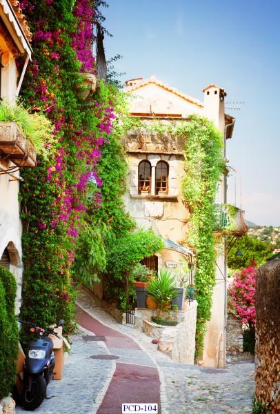 Tranh dán tường Phong cảnh đẹp Mã PCD – 104