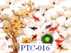 Tranh dán tường Tranh Ngọc Mã PTC – 016