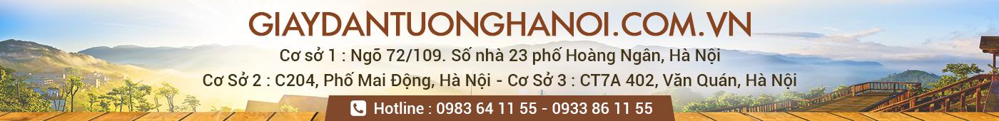 Giấy dán tường Hà Nội