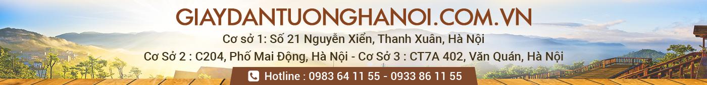 Địa điểm bán các loại giấy dán tường tốt nhất tại Hà Nội